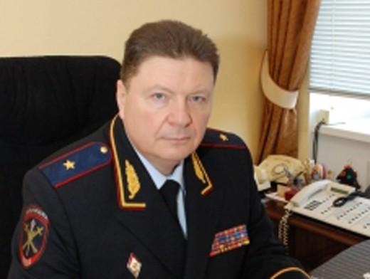 Начальник ГУ МВД России по Алтайскому краю Олег Торубаров приглашает жителей к общению